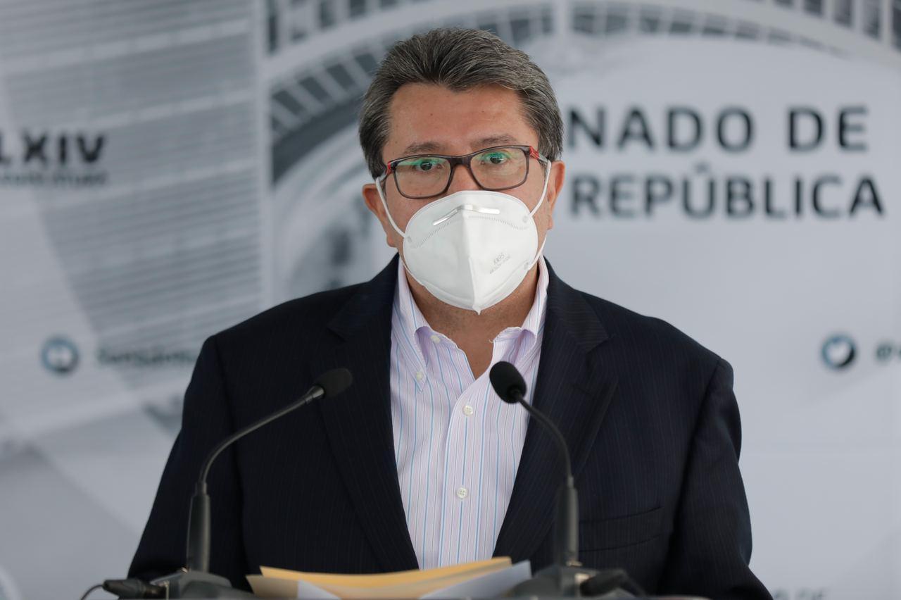 Fotografía: Senado GPMorena